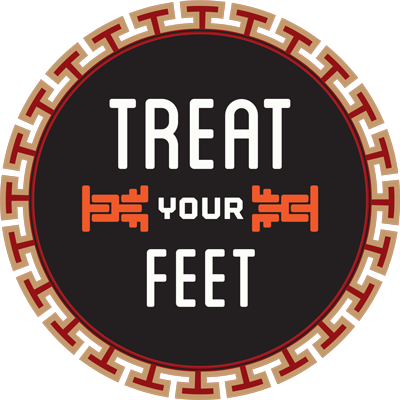 Treat Your Feet Logo