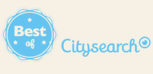 2013 Best of City Search Award