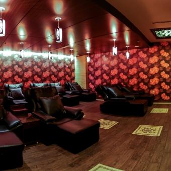 Foot Massage Room at Treat Your Feet Doraville - OTP Atlanta Massage Spa