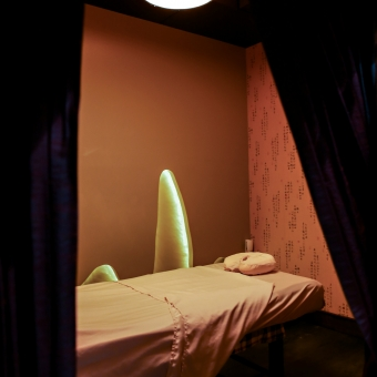Private Body Massage Room at Treat Your Feet Doraville - OTP Atlanta Massage Spa