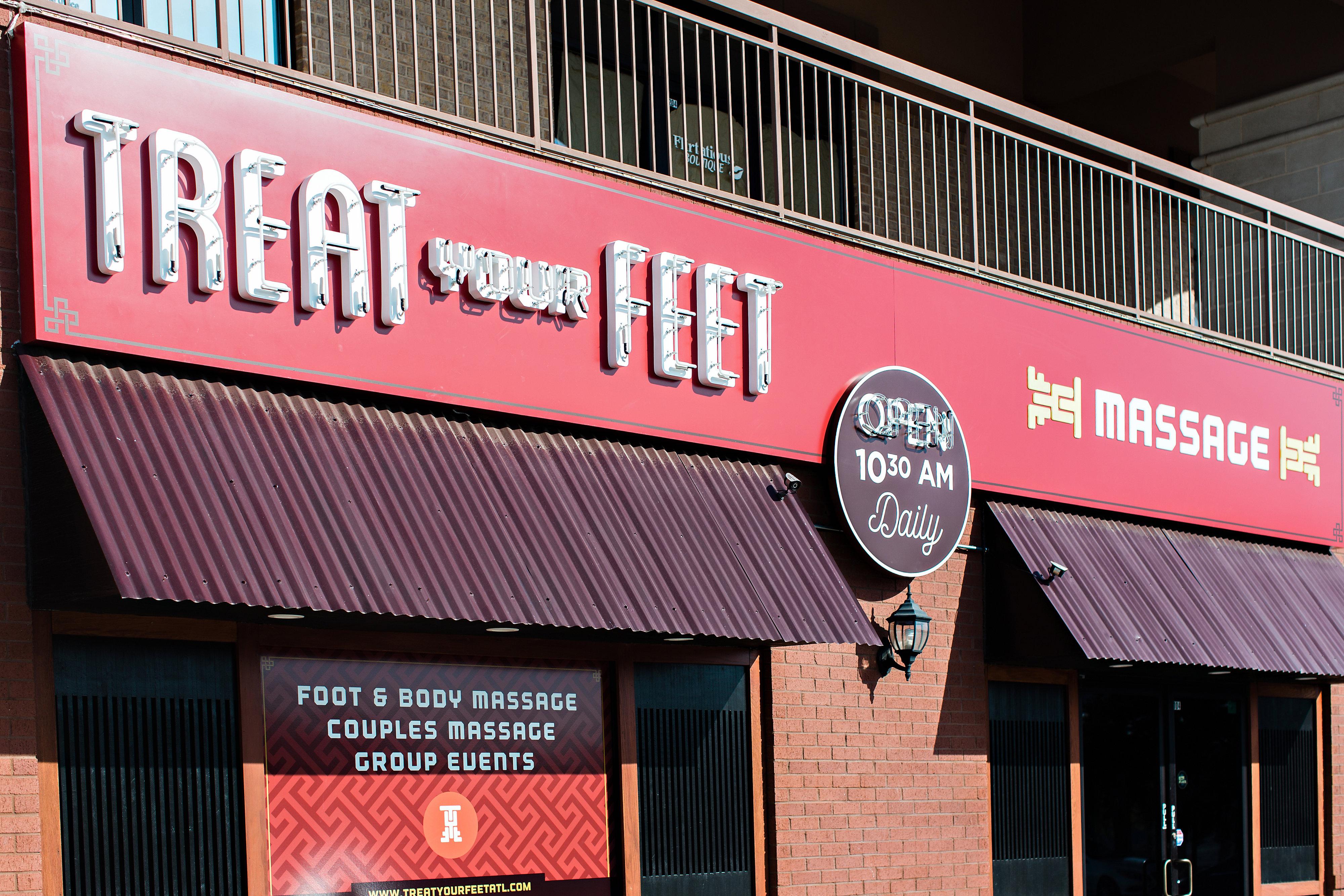 Treat Your Feet - Outside the Perimeter - Atlanta, GA