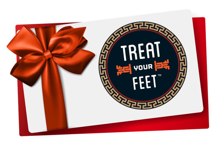 Treat Your Feet Massage Gift Card