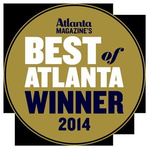 2014 Atlanta Magazine Award