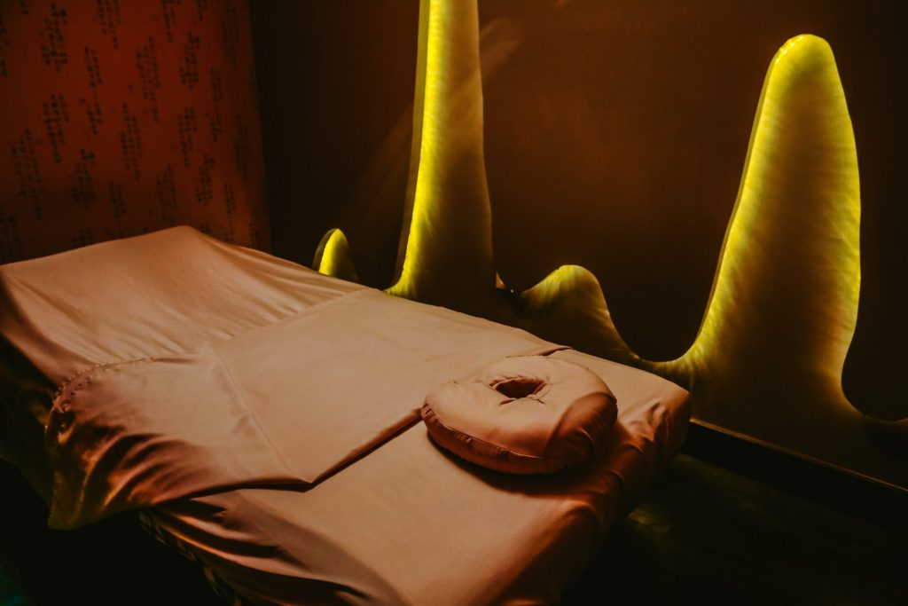 Treat Your Feet Doraville Private Massage Table