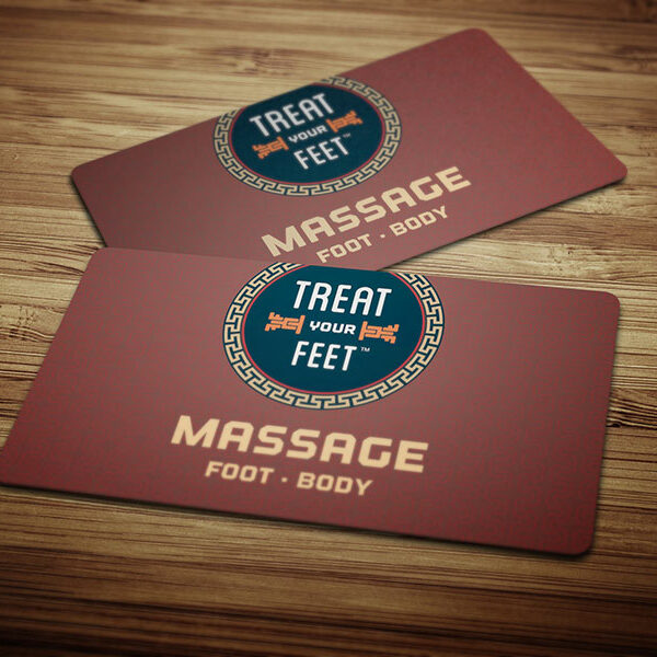 Treat Your Feet Massage Gift Cards - Good at both Doraville and Buckhead locations